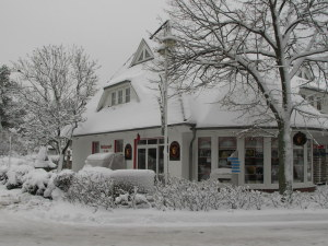 Winterferien, Restaurant Pension, Zingster Kaffeepott