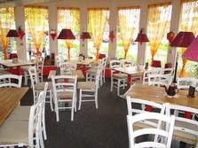 Gastraum, Restaurant Zingster Kaffeepott, Pension Zingst